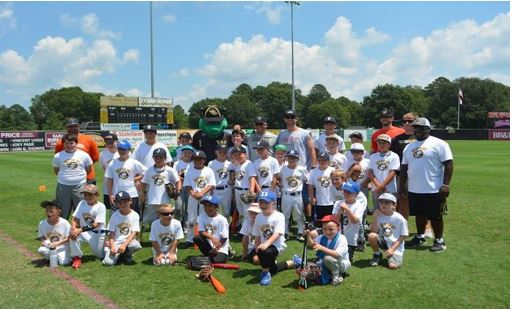 Tobs Youth Baseball Camp