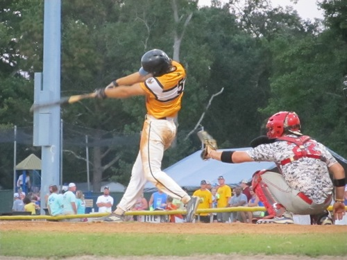 Offense Explodes in Tobs Win