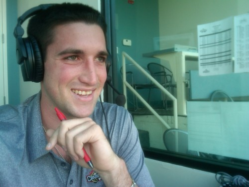 Tobs Tap Former College Catcher as Director of Broadcasting