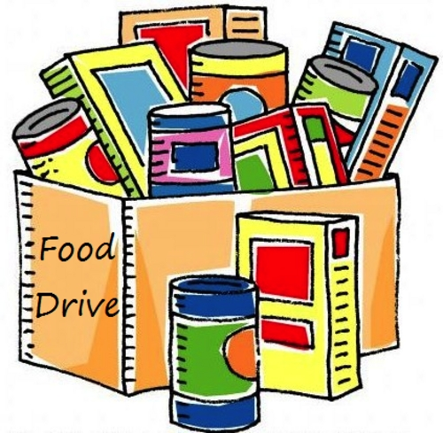 NEW: Wilson City Little League Food Drive Challenge