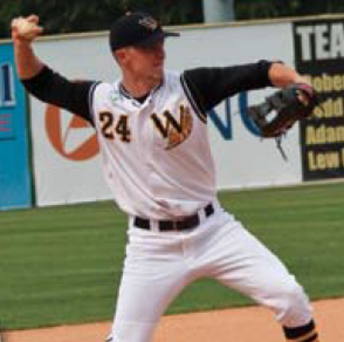 Former Tob named to Golden Spikes Watch List