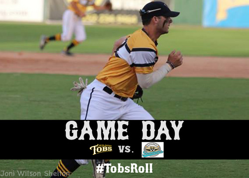 Tobs host midweek tilt against Edenton